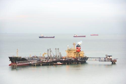 Ảnh lưu trữ miễn phí về biển, Malaysia, tàu chở dầu, Tàu chở hàng