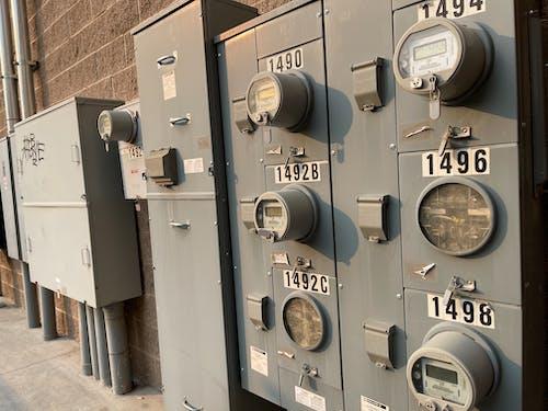 Foto profissional grátis de eletricidade, elétrico, energia elétrica