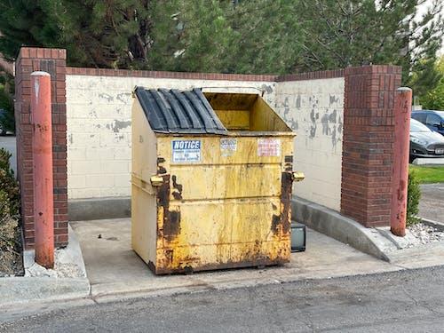 Foto profissional grátis de besteira, bruto, deposito de lixo