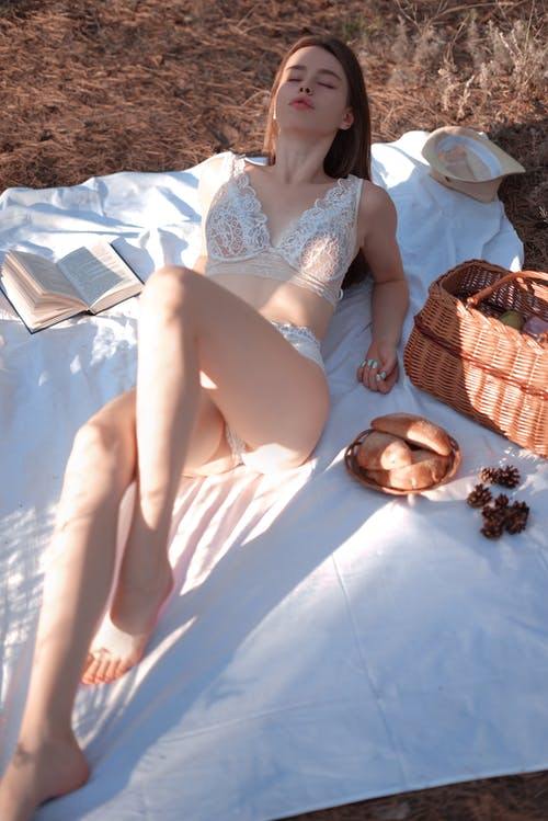 Free stock photo of adult, beach, bikini
