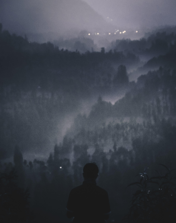 Free stock photo of early morning, fog, folk, landscape