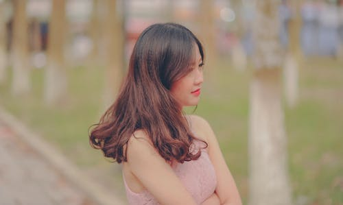 Foto profissional grátis de Asiático, atraente, beleza, bonita