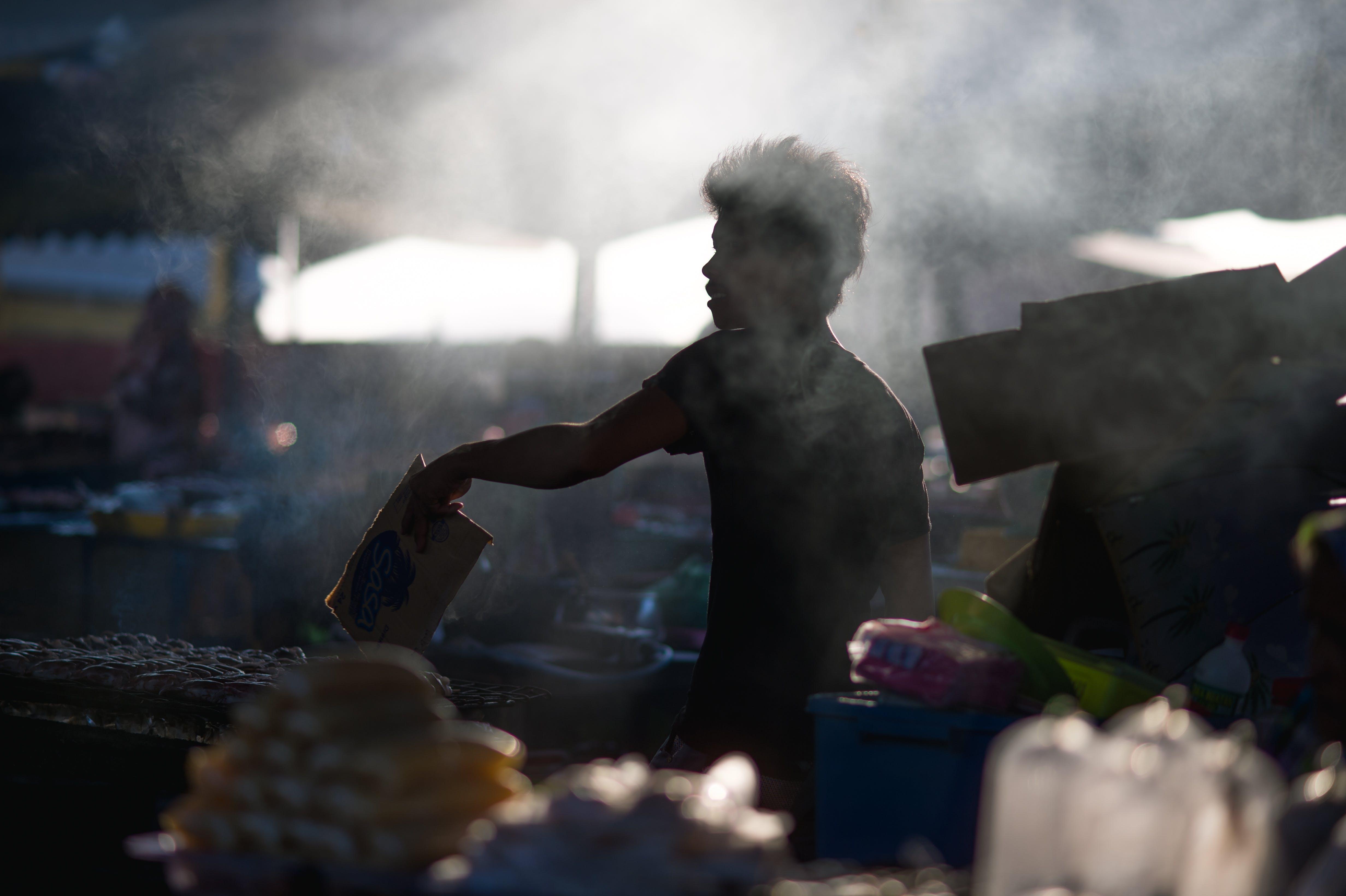 Free stock photo of light, street, Sabah, kk
