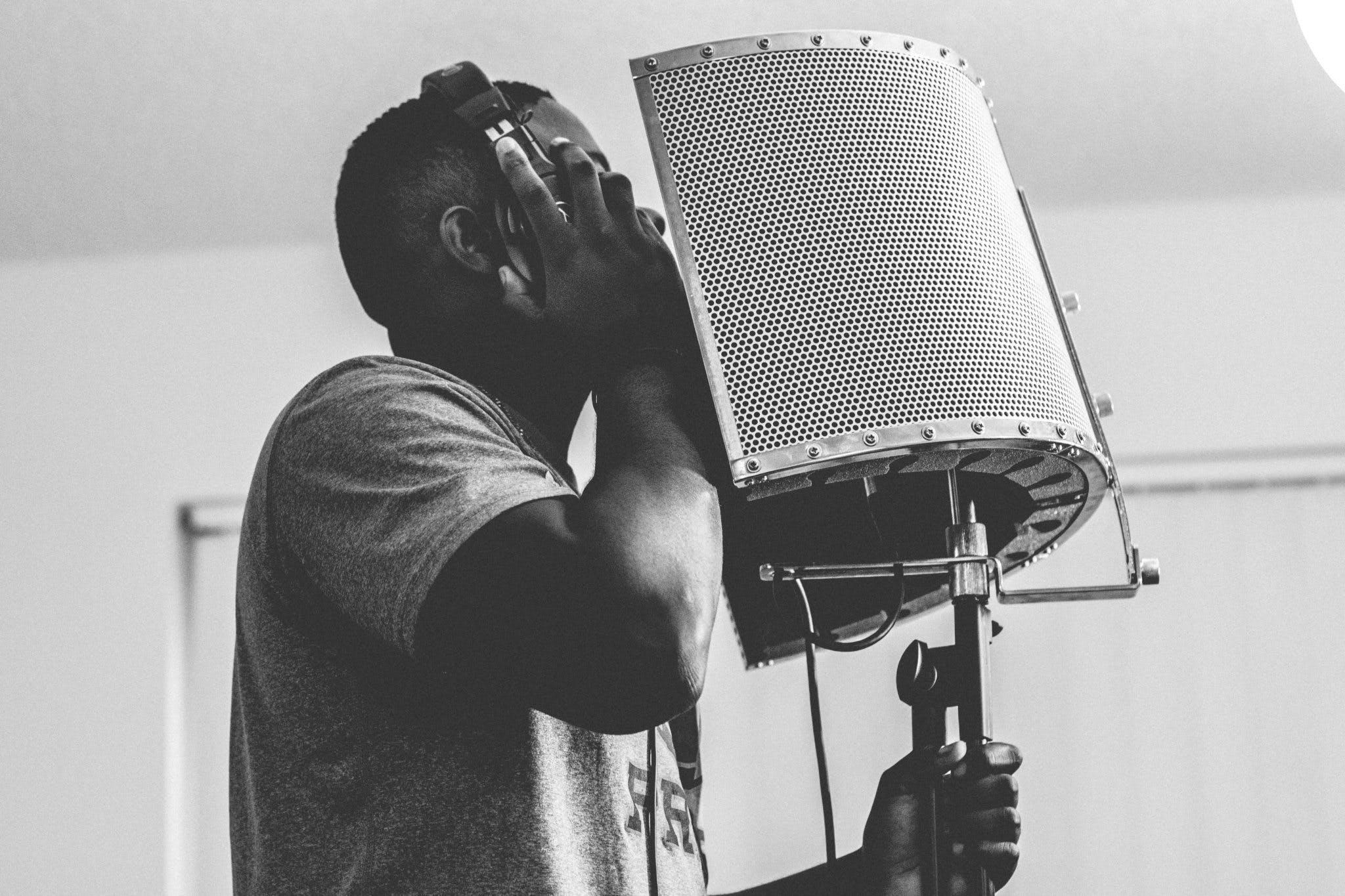 audio, aufführung, aufnahme