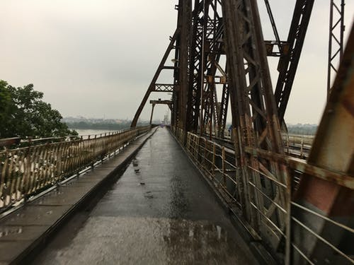 Free stock photo of architecture, bridge