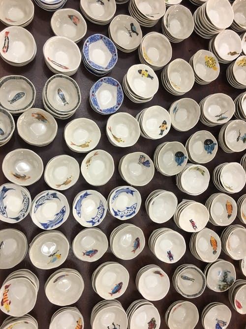 Free stock photo of bowl, decor, handmade