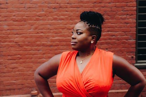 Gratis lagerfoto af afroamerikansk kvinde, dame, fotosession, kvinde