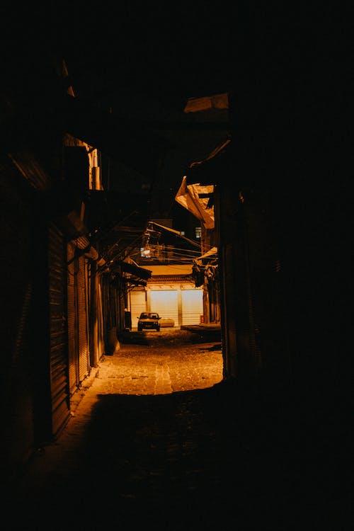 Darmowe zdjęcie z galerii z aleja, bruk, budynki