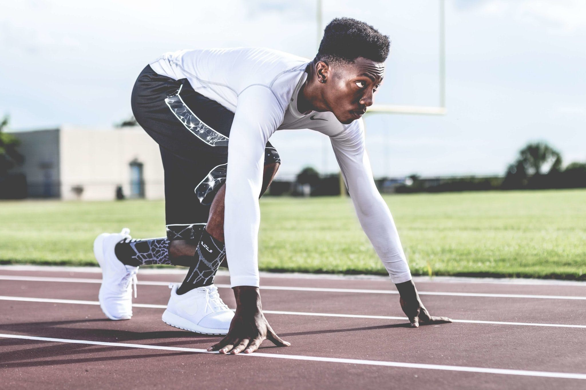 Δωρεάν στοκ φωτογραφιών με sprint, αγώνας δρόμου, αγωνίσματα στίβου, αθλητής