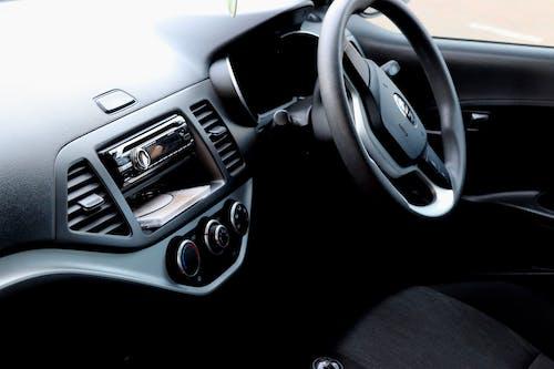 Free stock photo of auto, black, car