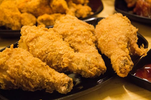 Free stock photo of chicken, enjoy, food, hungry