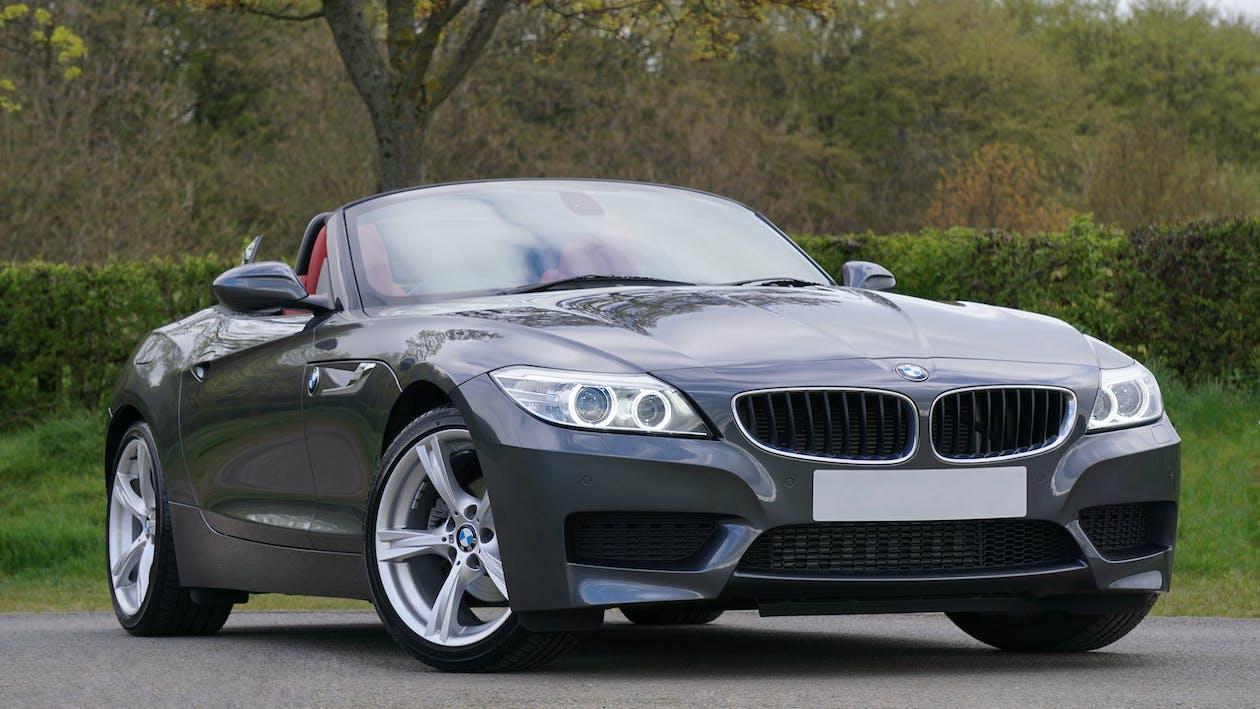 BMW Z4, автомобиль
