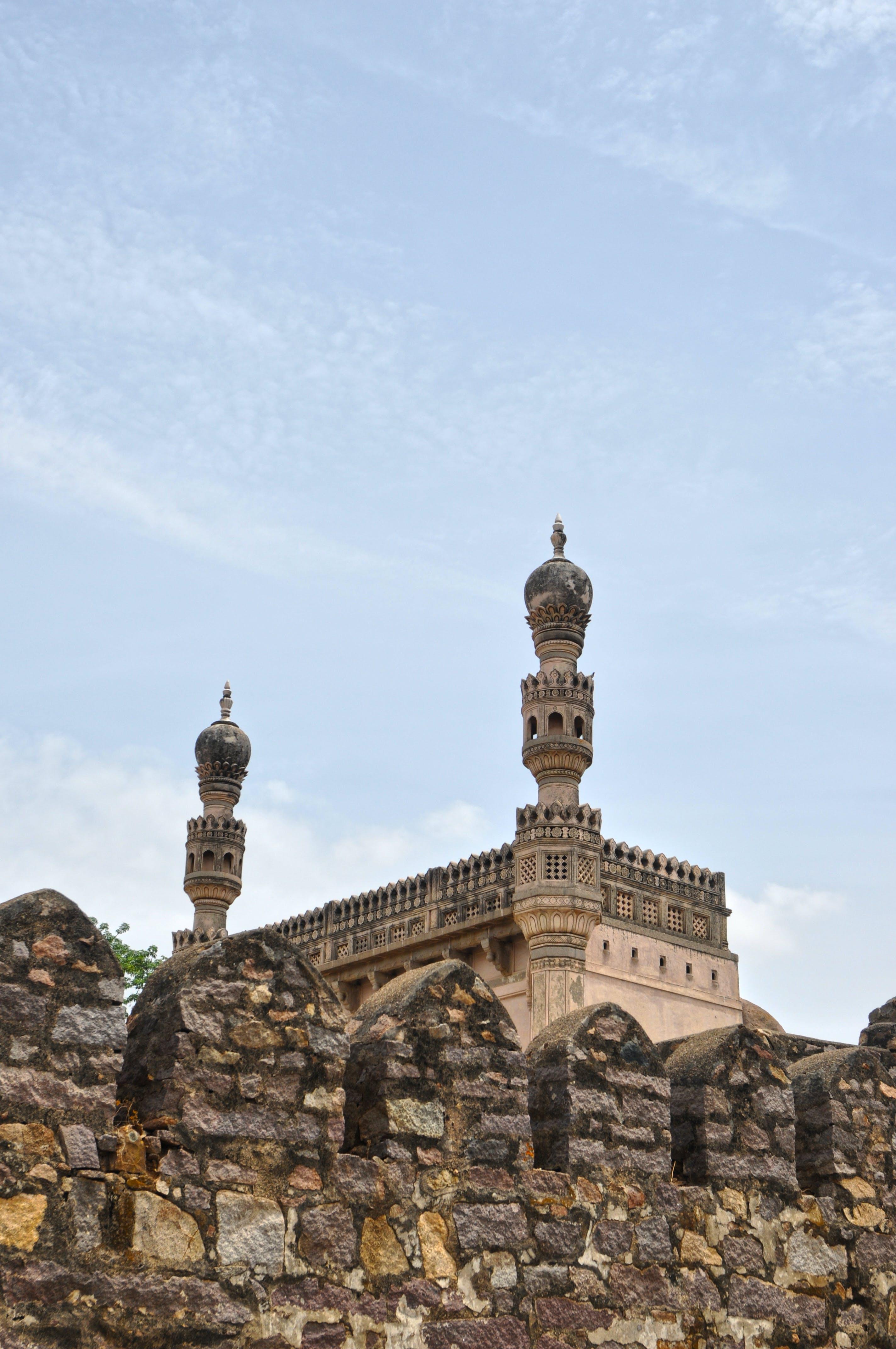 Kostenloses Stock Foto zu architekturdesign, fort, historisch