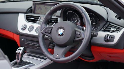 Foto d'estoc gratuïta de BMW Z4, cotxe, vermell