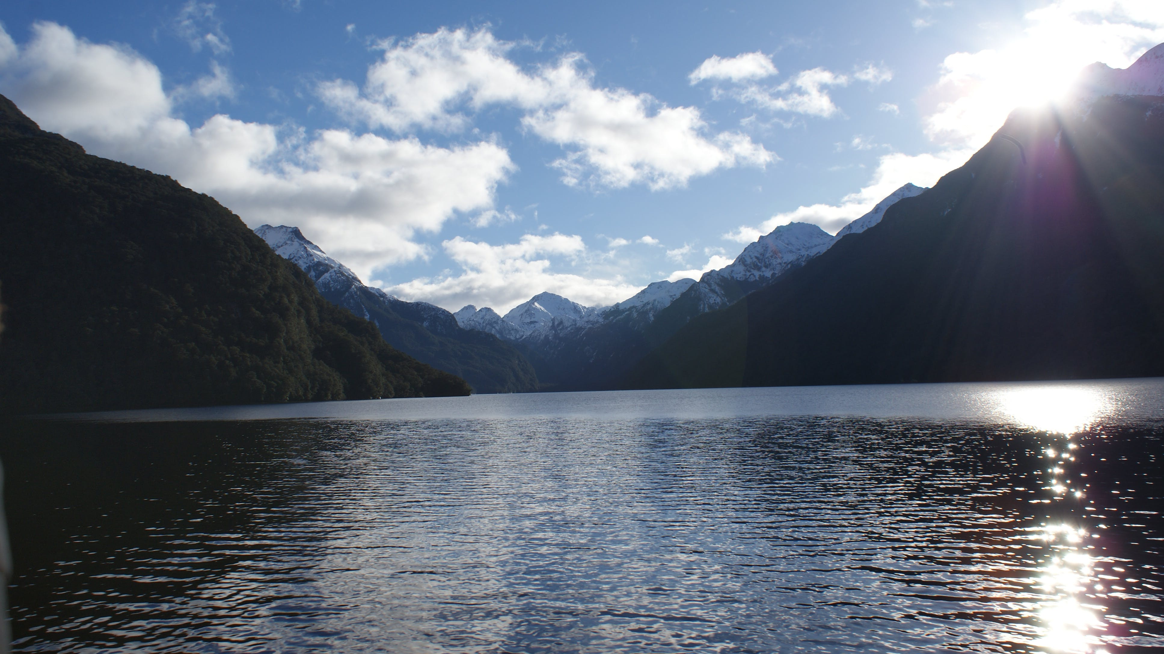 Kostenloses Stock Foto zu berge, fluss, himmel, landschaft