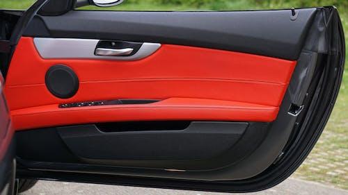 Gratis arkivbilde med bil, BMW Z4, dør, rød