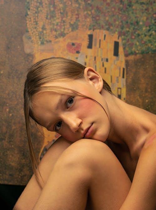 Fotobanka sbezplatnými fotkami na tému aan lichtbak toevoegen, blond vlasy, deň