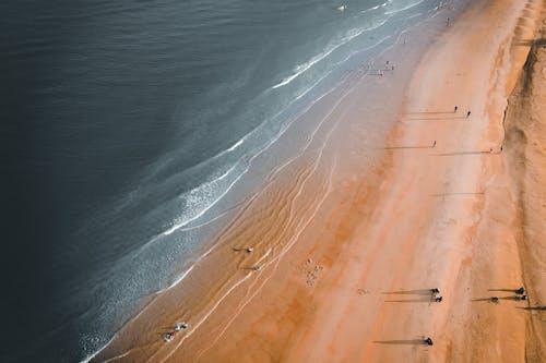 Gratis arkivbilde med daggry, ferie, hav
