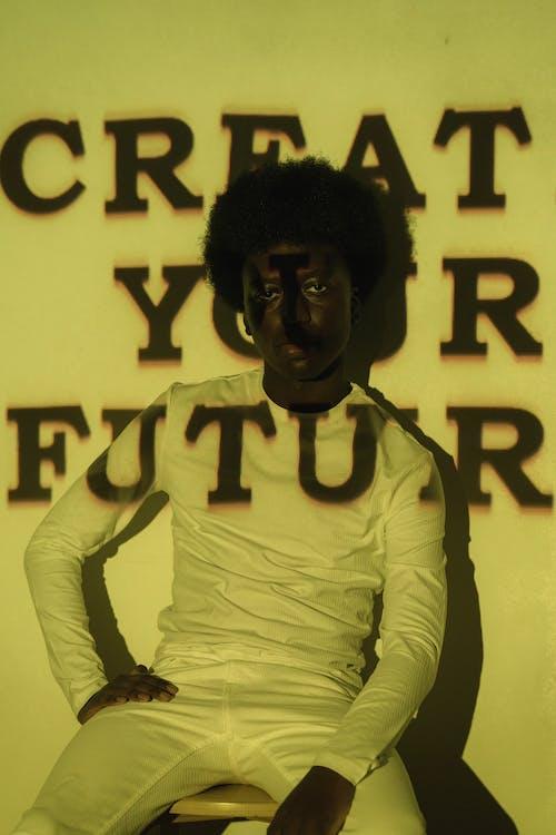 Immagine gratuita di adulto, afro, capelli neri
