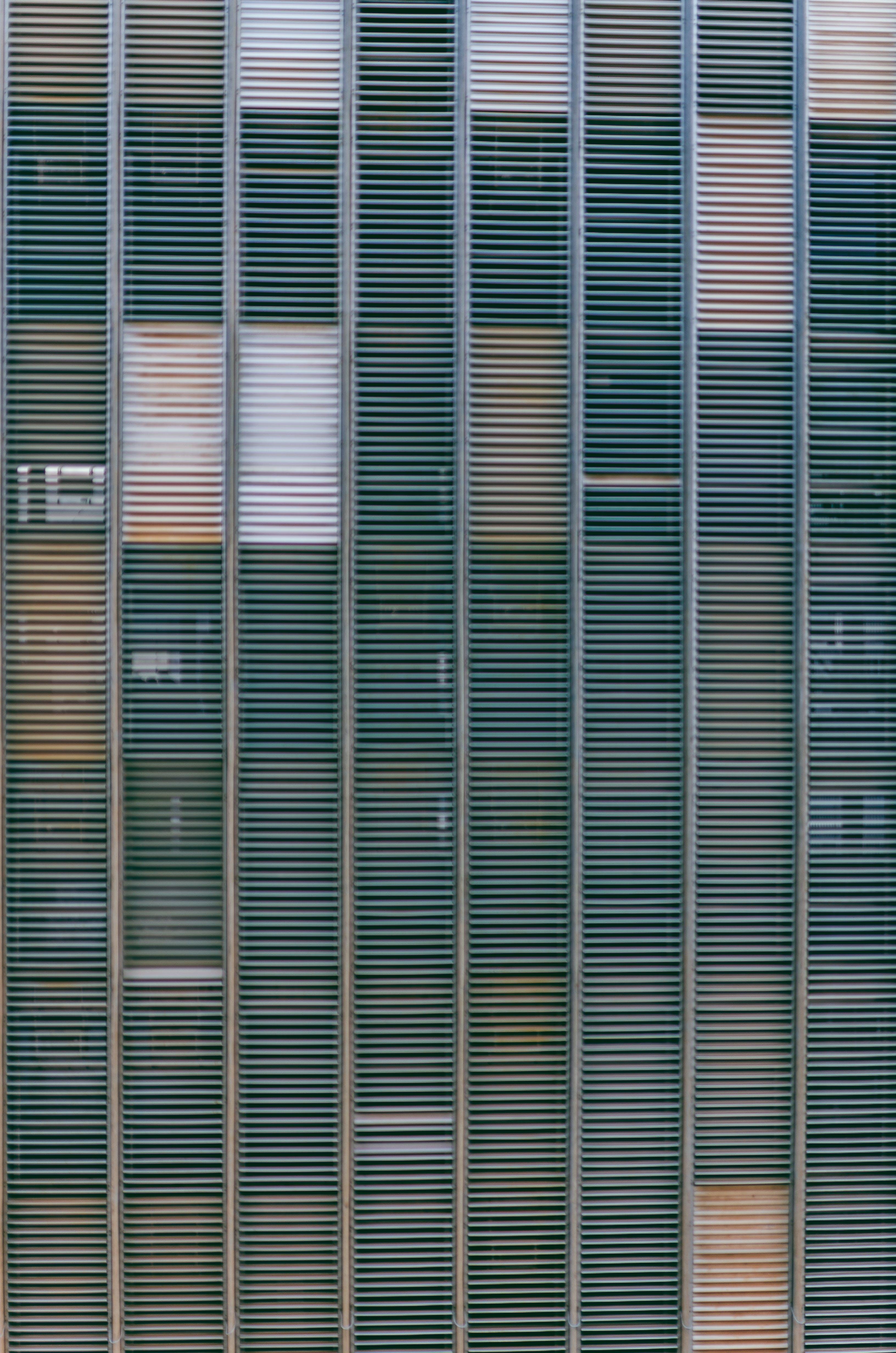 aluminum, architecture, building