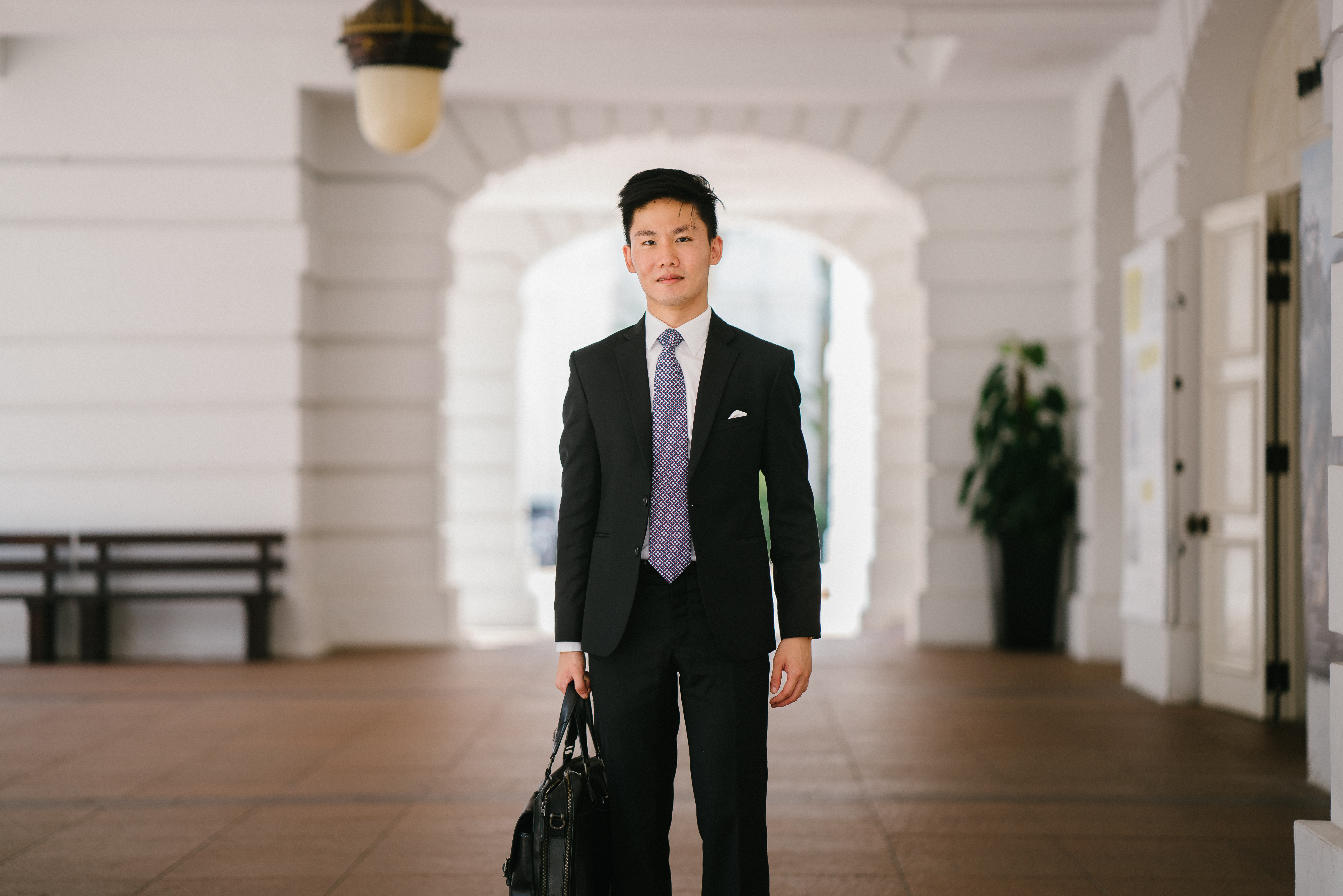 f6f790615a03 Men Wearing Black Suit Jacket and Pants · Free Stock Photo