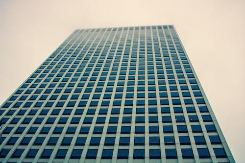 Kostenloses Stock Foto zu architektur, architekturdesign, aufnahme von unten, ausdruck