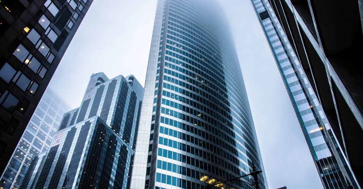 Gray High Rise Buildings 183 Free Stock Photo