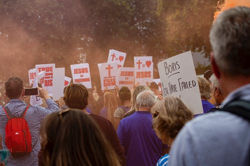 Free stock photo of peaceful protest, protest, protester