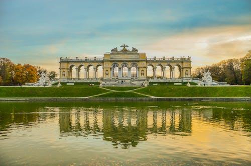 schönbrunn 궁전 정원, 건축, 공원, 구조의 무료 스톡 사진