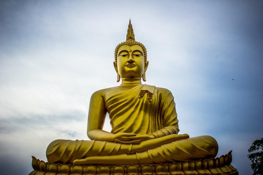Lord Budha @pexels