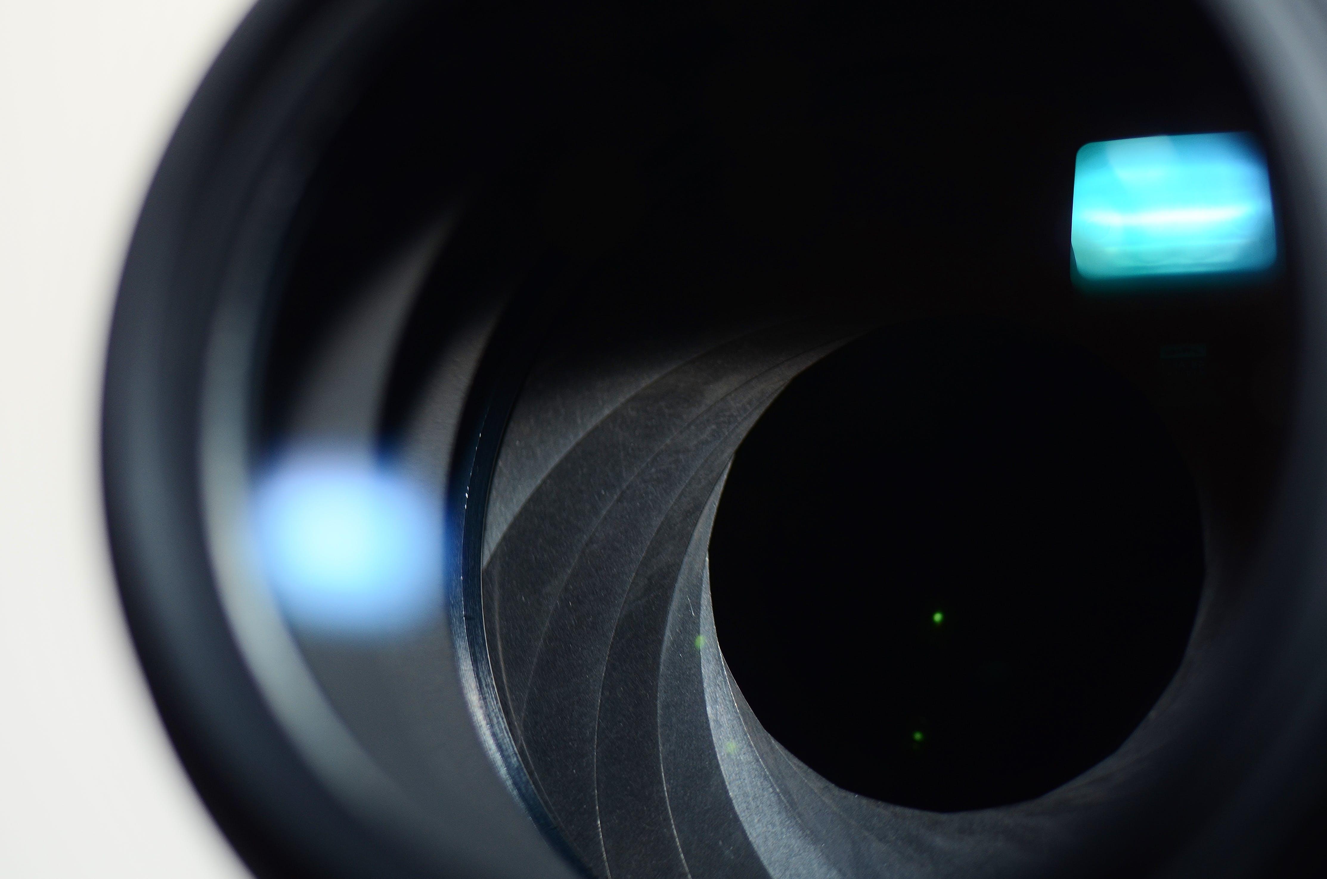 Free stock photo of lens, bokeh, aperture, iris