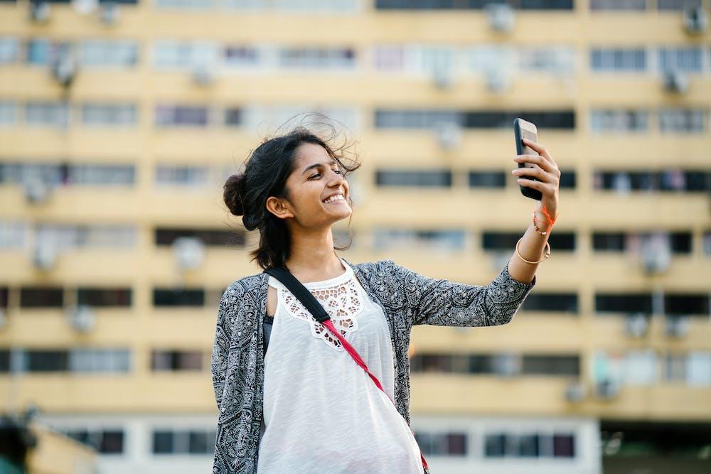 Social Media Selfie - @Pexels