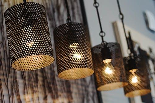 가벼운, 디자인, 랜턴, 램프의 무료 스톡 사진