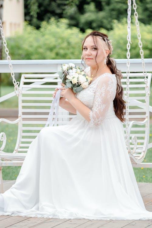 Free stock photo of beautiful, bouquet, bridal