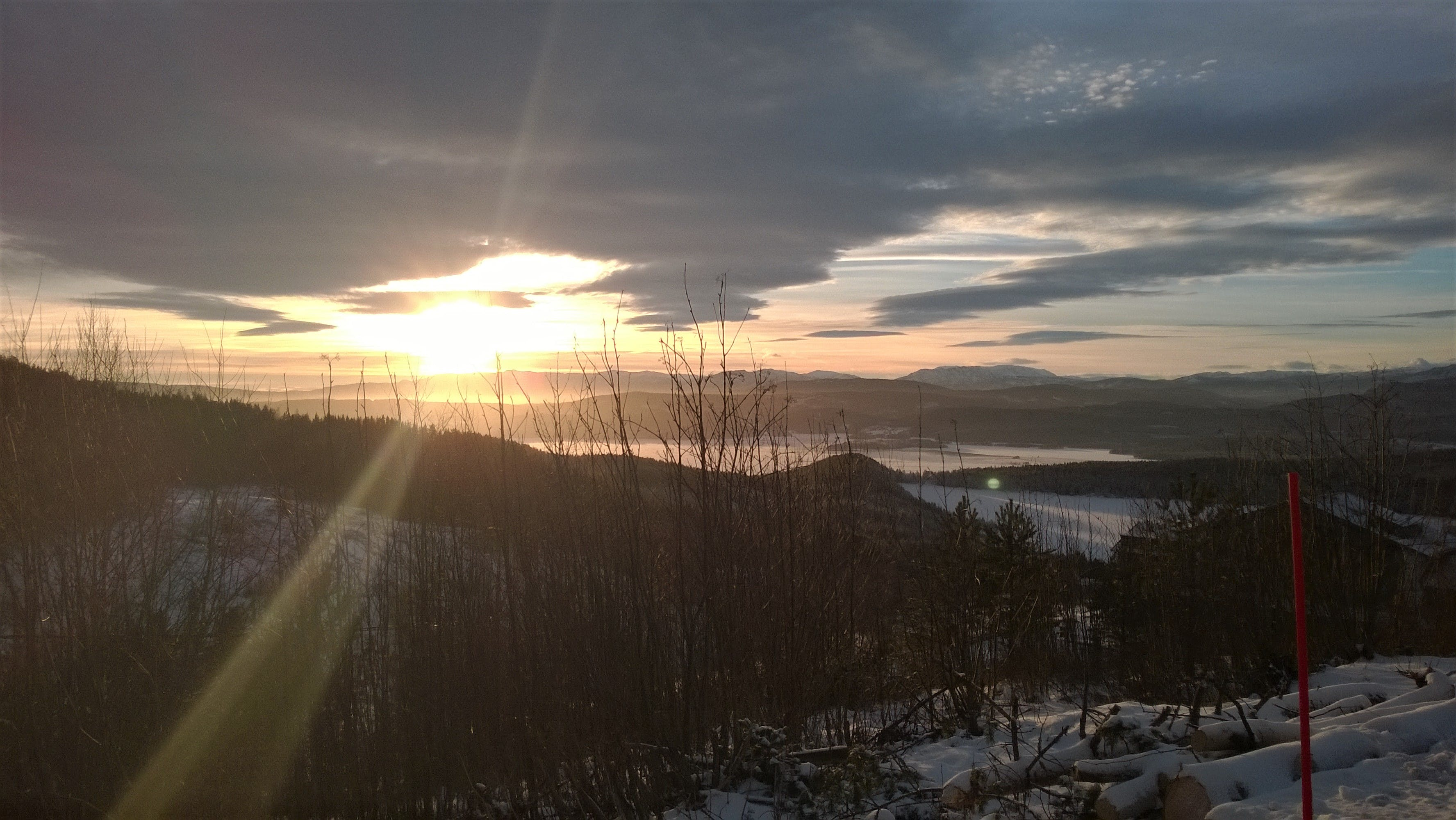 겨울, 경치, 경치가 좋은, 골든 아워의 무료 스톡 사진