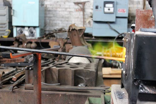 Free stock photo of blacksmith, blacksmith shop, fire, forge