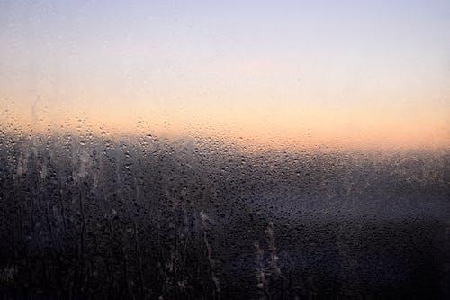 Free stock photo of drops, glass, minimalism, rain