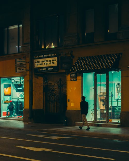 おとこ, お店, シティの無料の写真素材