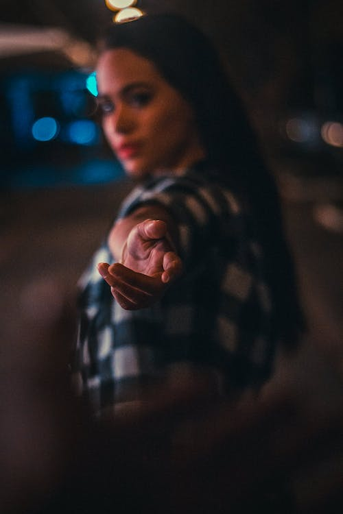 Free stock photo of chick, eyes, hands