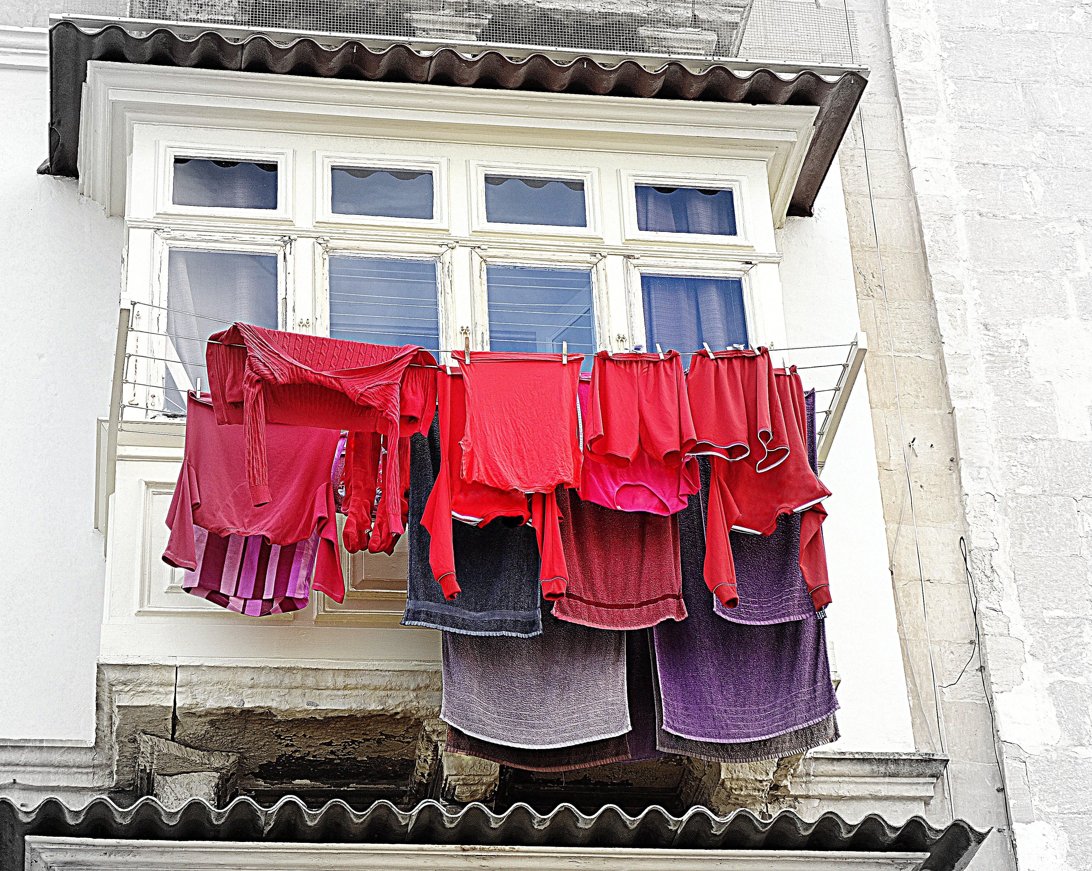 Kostenloses Stock Foto zu rot, fotografie, kleider, reise