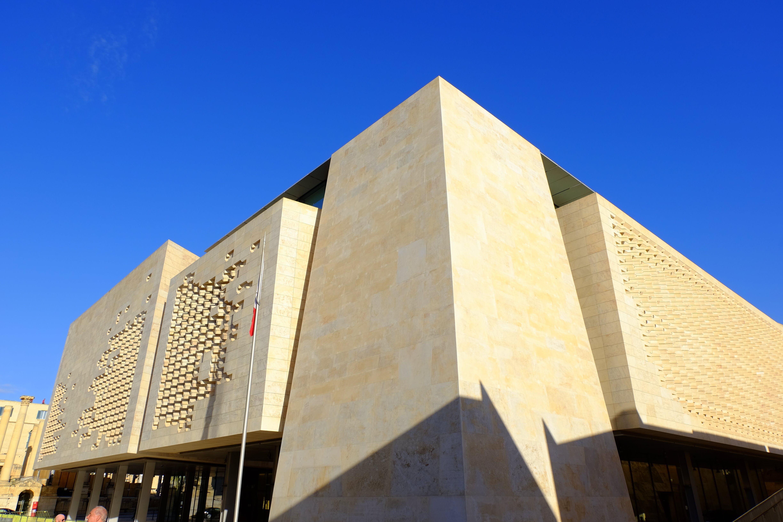 Free stock photo of architecture, blue, building, malta