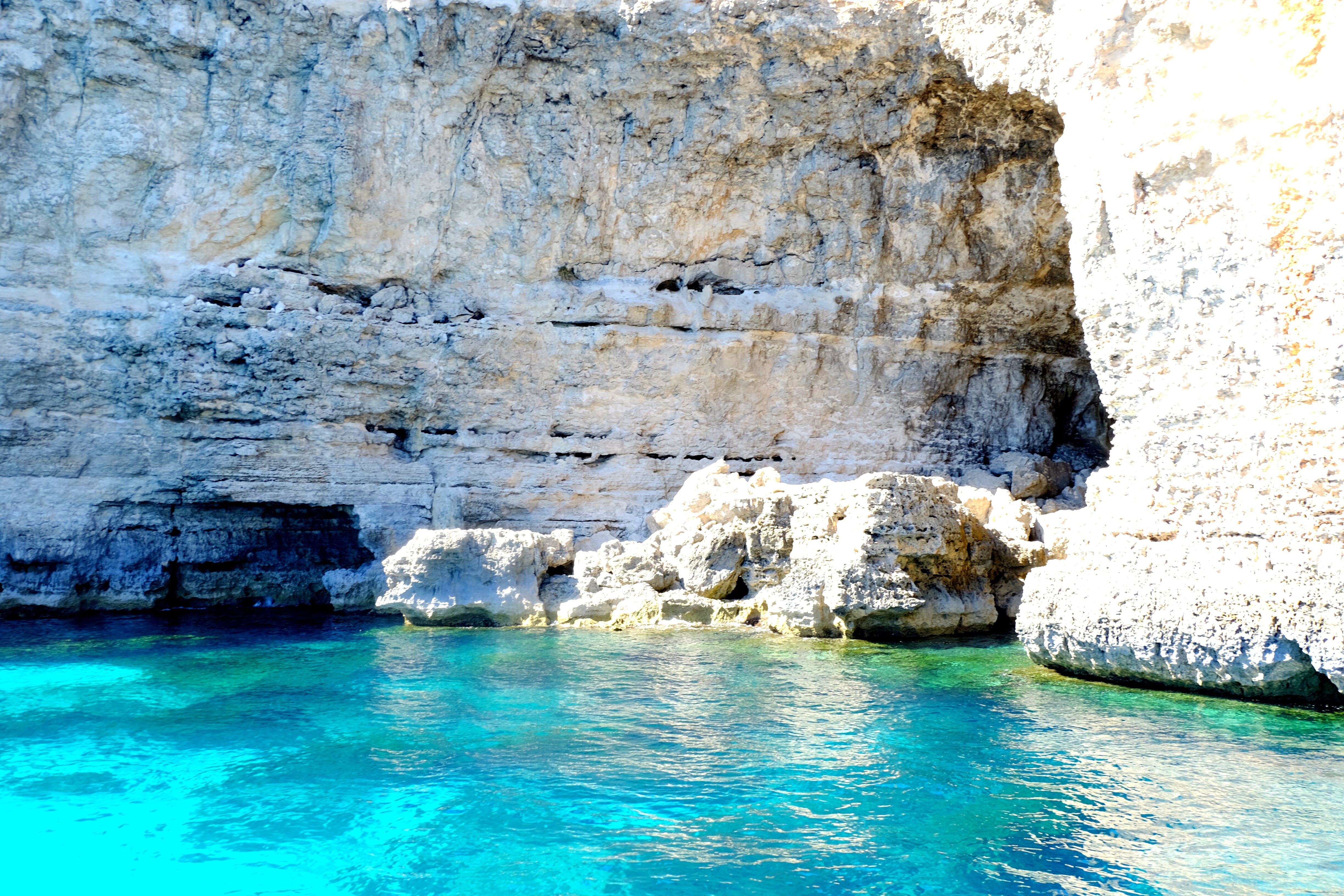 Free stock photo of adventure, blue, cave, cruise