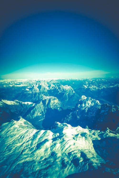 Immagine gratuita di ambiente, cielo, freddo, gelido