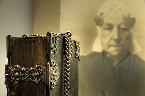 Imagine de stoc gratuită din antichitate, aparat foto, apertură, biblie