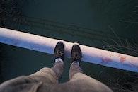 feet, legs, water