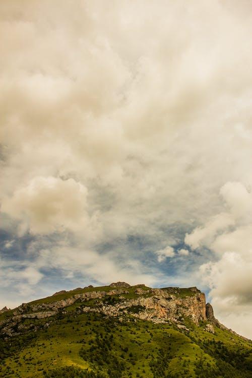 Ingyenes stockfotó fehér felhők, felhők, gyönyörű táj témában