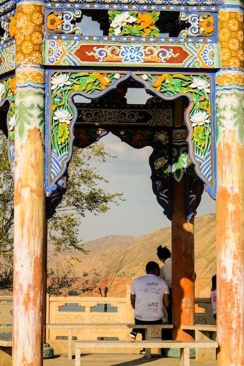 Ingyenes stockfotó góbi, kínai építészet, kulturális maradványai témában