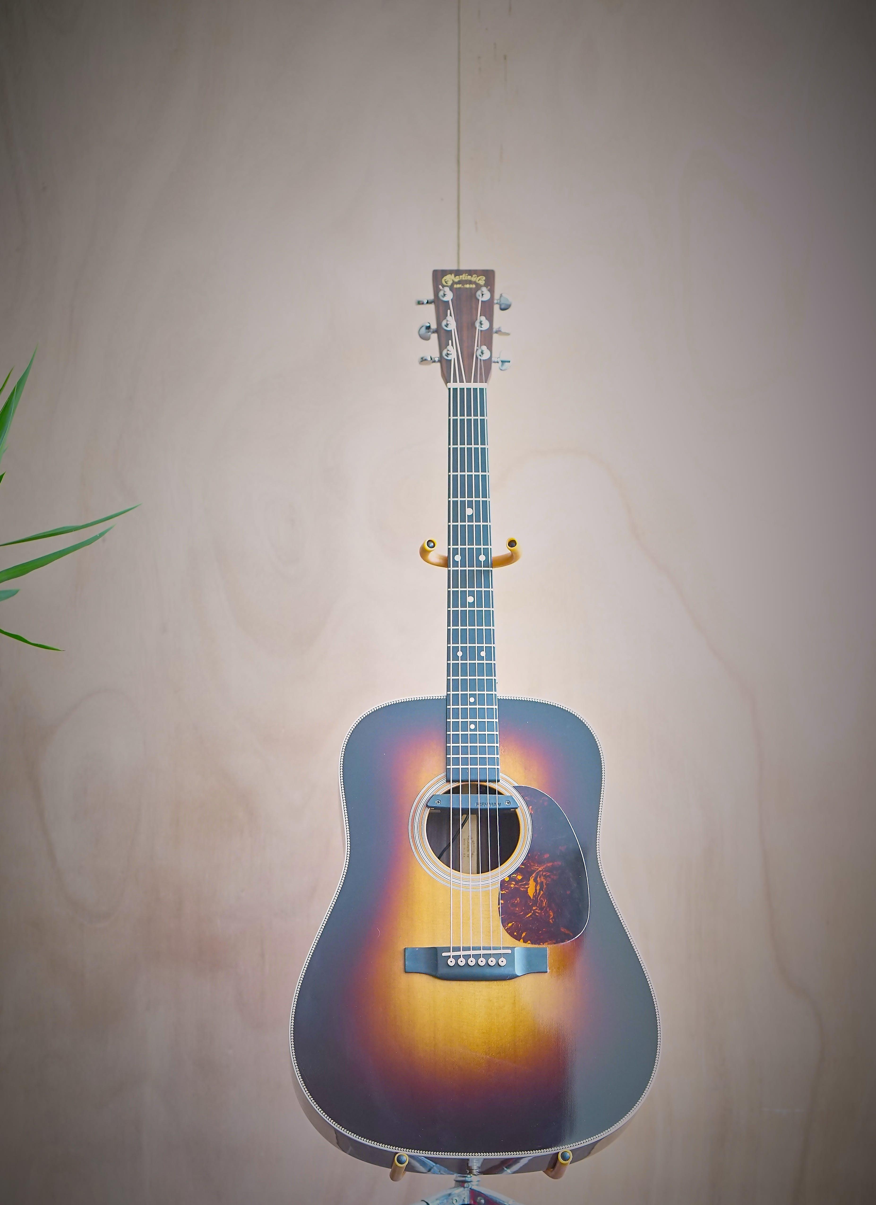 Free stock photo of guitar, acoustic guitar, Martin Guitar, Gerritt Tisdale