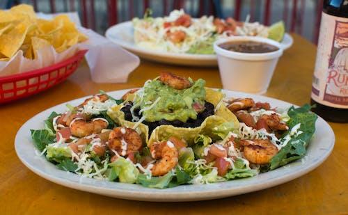 Kostnadsfri bild av chip, dopp, mat, mexikansk
