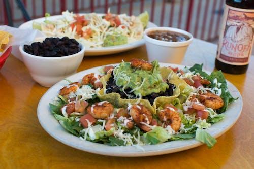 Kostnadsfri bild av bönor, dopp, mat, mexikansk
